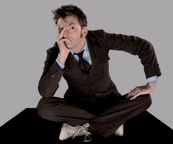 David Tennant / Tenth Doctor T Shirts Store Updated