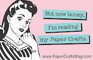 I'm on the Paper Crafts Magazine Designer Blog Roll!