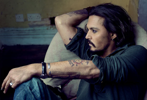 johnny depp young wallpaper. Johnny Depp 2011 Wallpapers