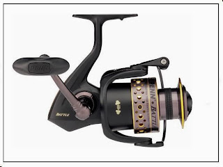 jual reel penn battle