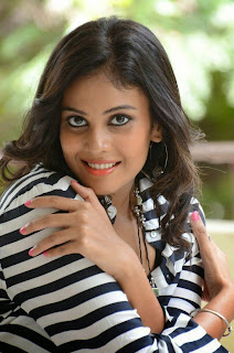 Actress Chandini Latest Pictures in Jeans at Kiraak Release Date Announcement Press Meet  0007.jpg