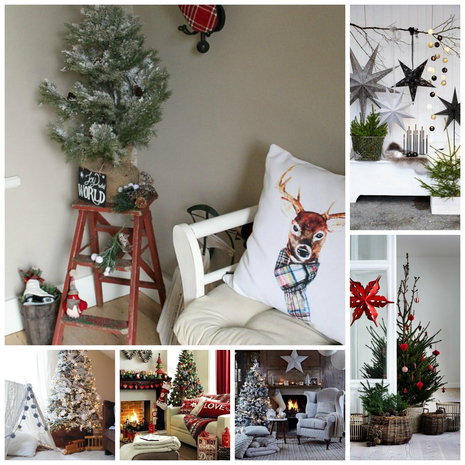 15 idee per decorare la casa a natale donneinpink magazine - Come decorare la casa ...