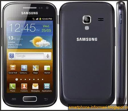 Samsung Galaxy Ace Plus S5700