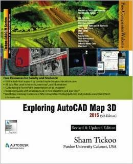 Exploring AutoCAD Map 3D