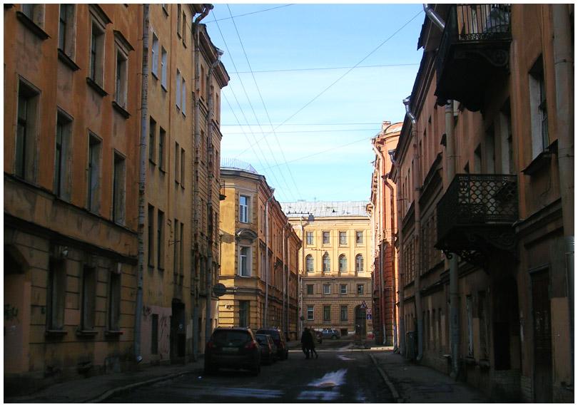 Санкт-Петербург Соляной переулок