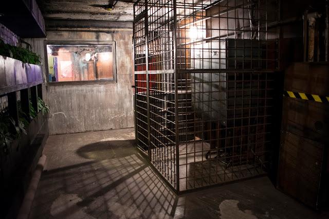 фото квест Клаустрофобия Убежище номер 13