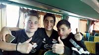 Un navero en la selección de Castilla y León de fútbol sala