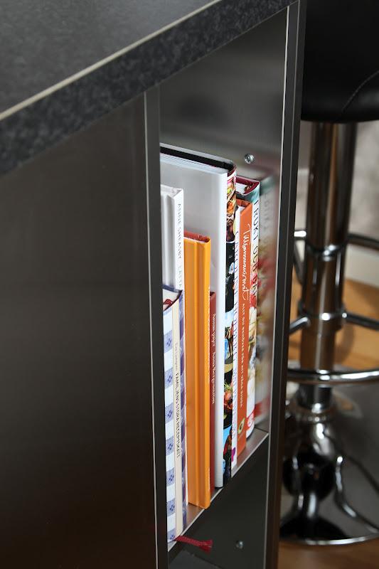 Mindre Kokso : Den lilla gavelhyllan rymmer fler kokbocker