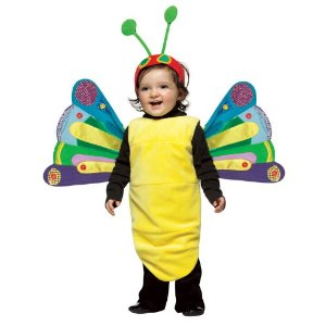 Very Hungry Caterpillar Butterfly Costume Pottery Barn Ki...