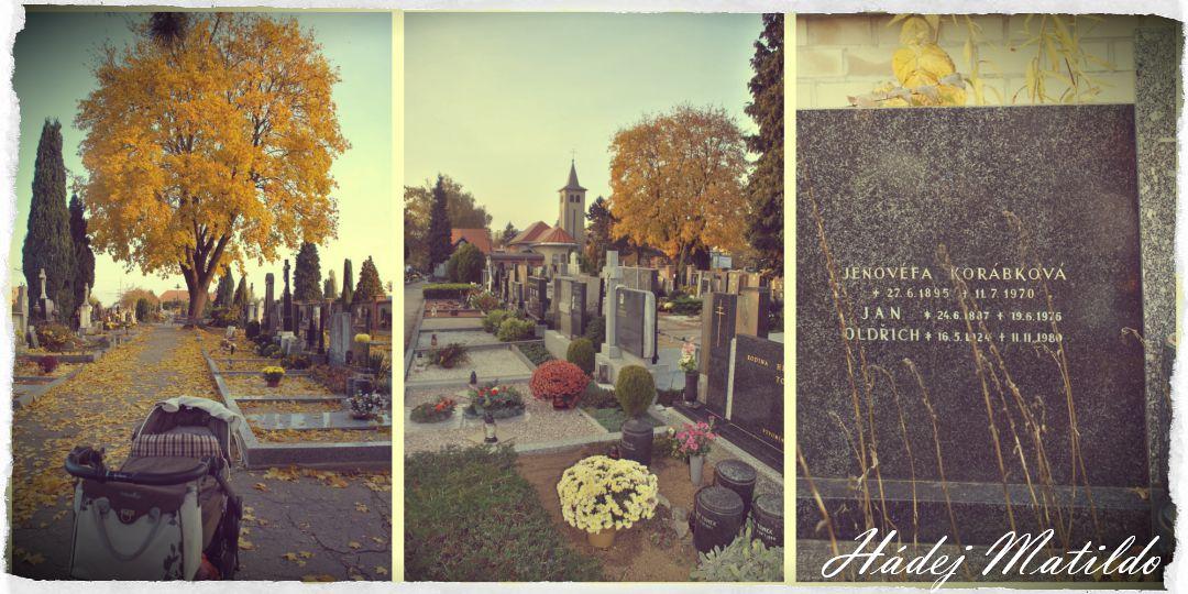 hřbitov, Slatina