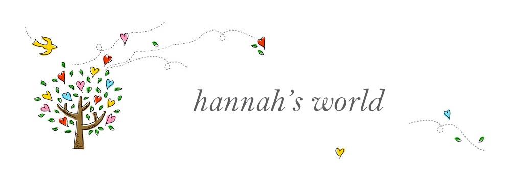 Hannah's World