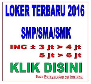 Lowongan Kerja Seputar Indonesia www.lokersindo.com