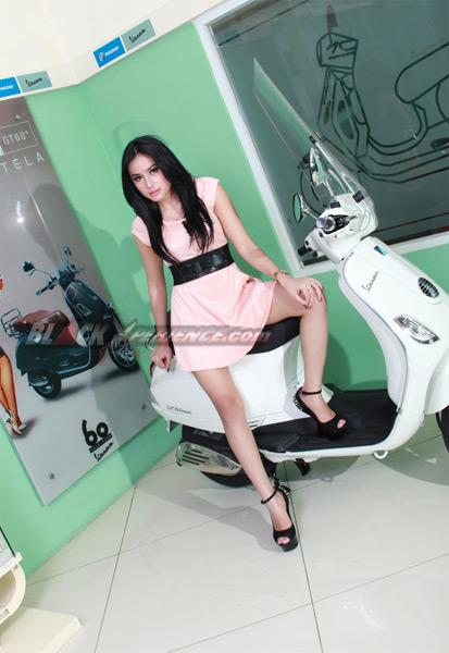 Foto Hot Model Sexy BlackXperience, Angel Aqilla - Ada Yang Asik