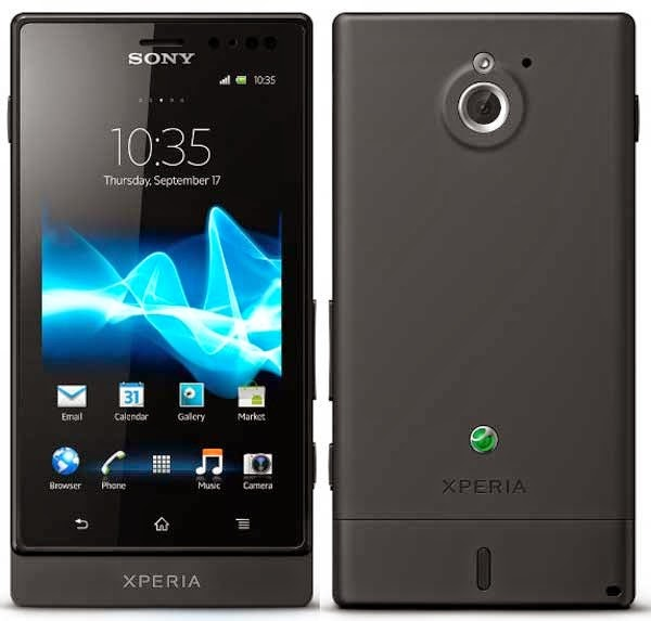 Spesifikasi dan Harga Sony Xperia Sola