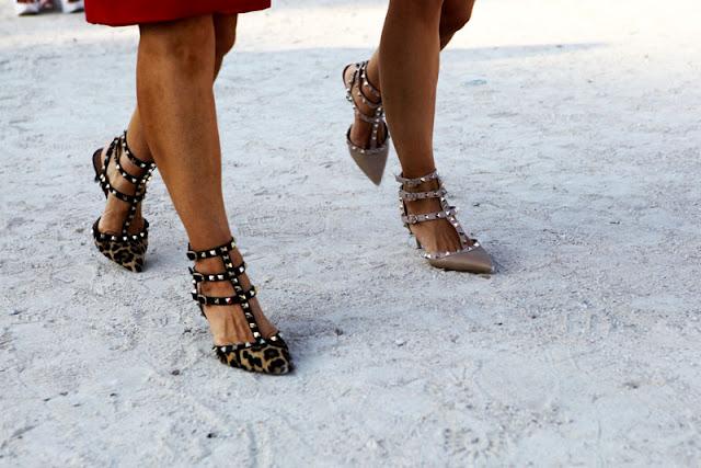Zapatos Valentino Rockstud Imitacion