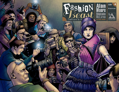Fashion Beast # 4 - Alan Moore Facundo Percio