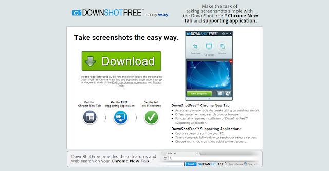 DownShotFree Toolbar