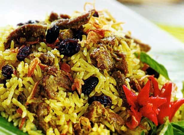 Resep betawi nasi kebuli asli