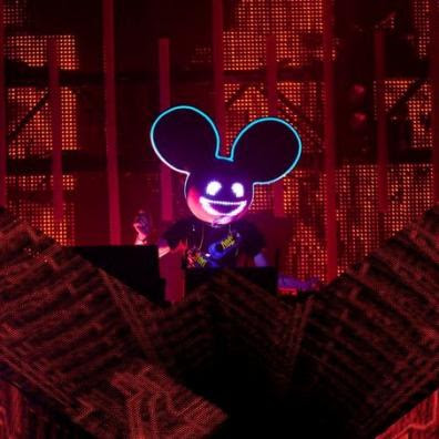 deadmau5, Nokia live, London