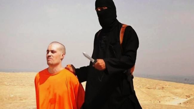 James Foley Beheaded ! ISIS Terrorists Behead American Journalist