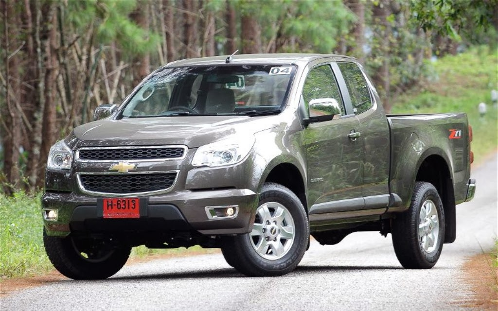 2014 Chevrolet Global Colorado Truck Prices, Photos - Intersting ...