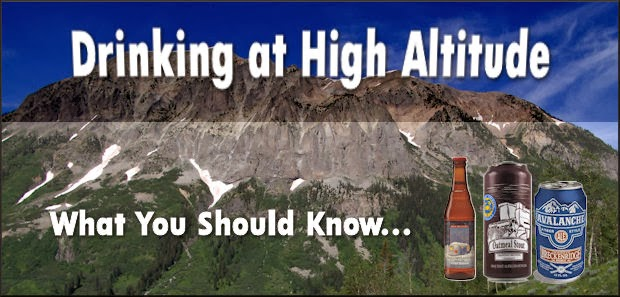 Drinking at Higher Altitude
