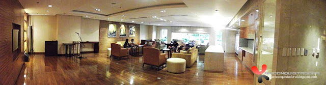 The Den in Marriott Hotel Manila