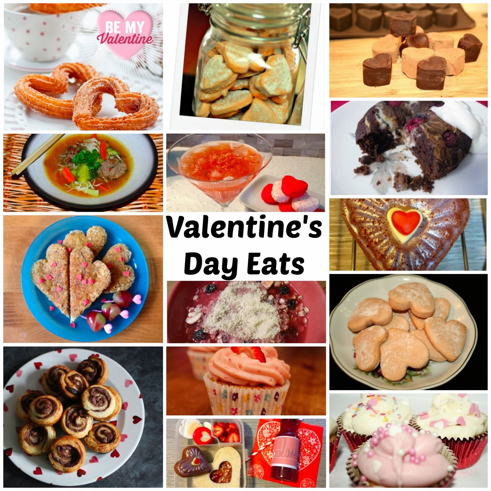 Friday Foodie – Valentine's Day Eats