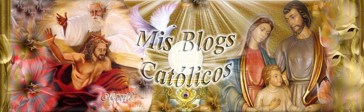 Mis Blogs Católicos!