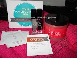 November's Julep Maven Box