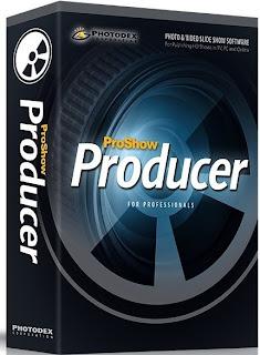 Proshow Producer 4.5.2929 Full Crack + Keygen + Hướng Dẫn tạo Slide Show ảnh
