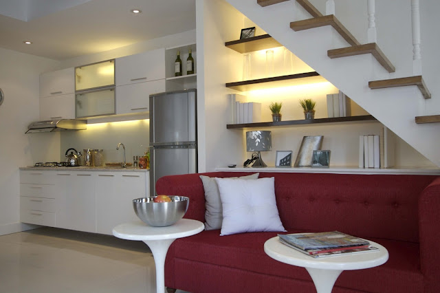 Lara model house of camella home series iloilo by camella for Townhouse design in the philippines