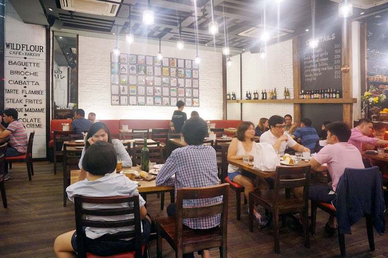 Wildflour BGC Interior