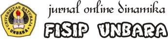Jurnal Online Dinamika Fisip Unbara
