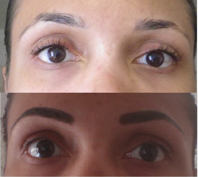Fill the void blog permanent eyebrows