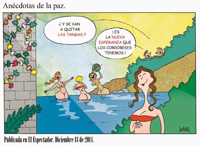 """De """"las Tangas"""" a """"La Nueva Esperanza"""""""