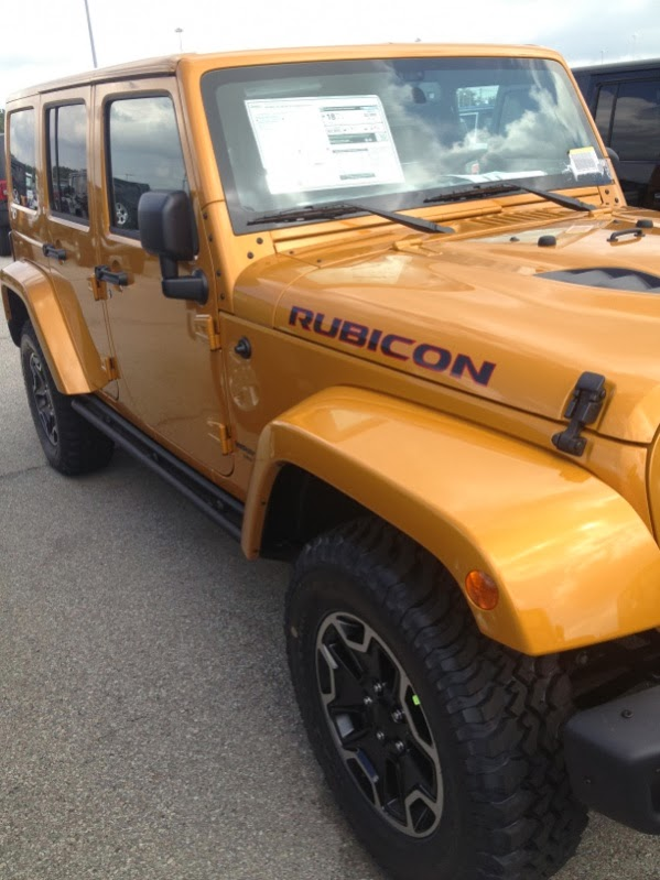 2014 Jeep Wrangler Unlimited Exterior Colors Available ...