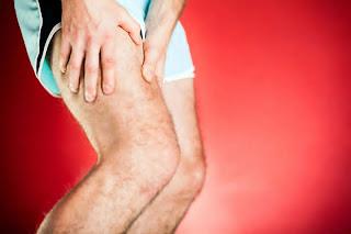 التقلصات العضلية فى الأرجل