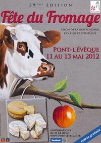 Fete du fromage 2012 pont l 39 eveque for Salon gastronomie pont l eveque