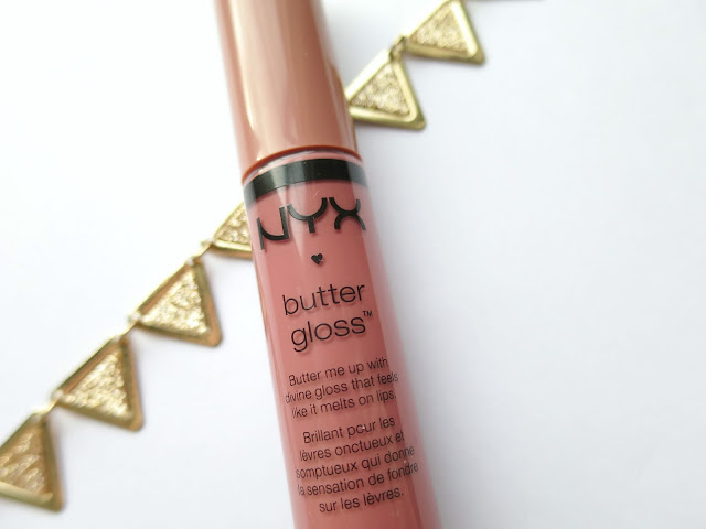 Nyx cosmetics makeup lips eyes haul butter gloss tiramisu