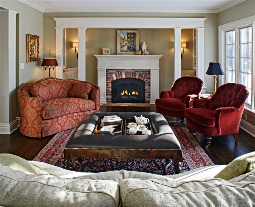 Home Design Ideas Cozy Fireplace Technology Homes Green Energy