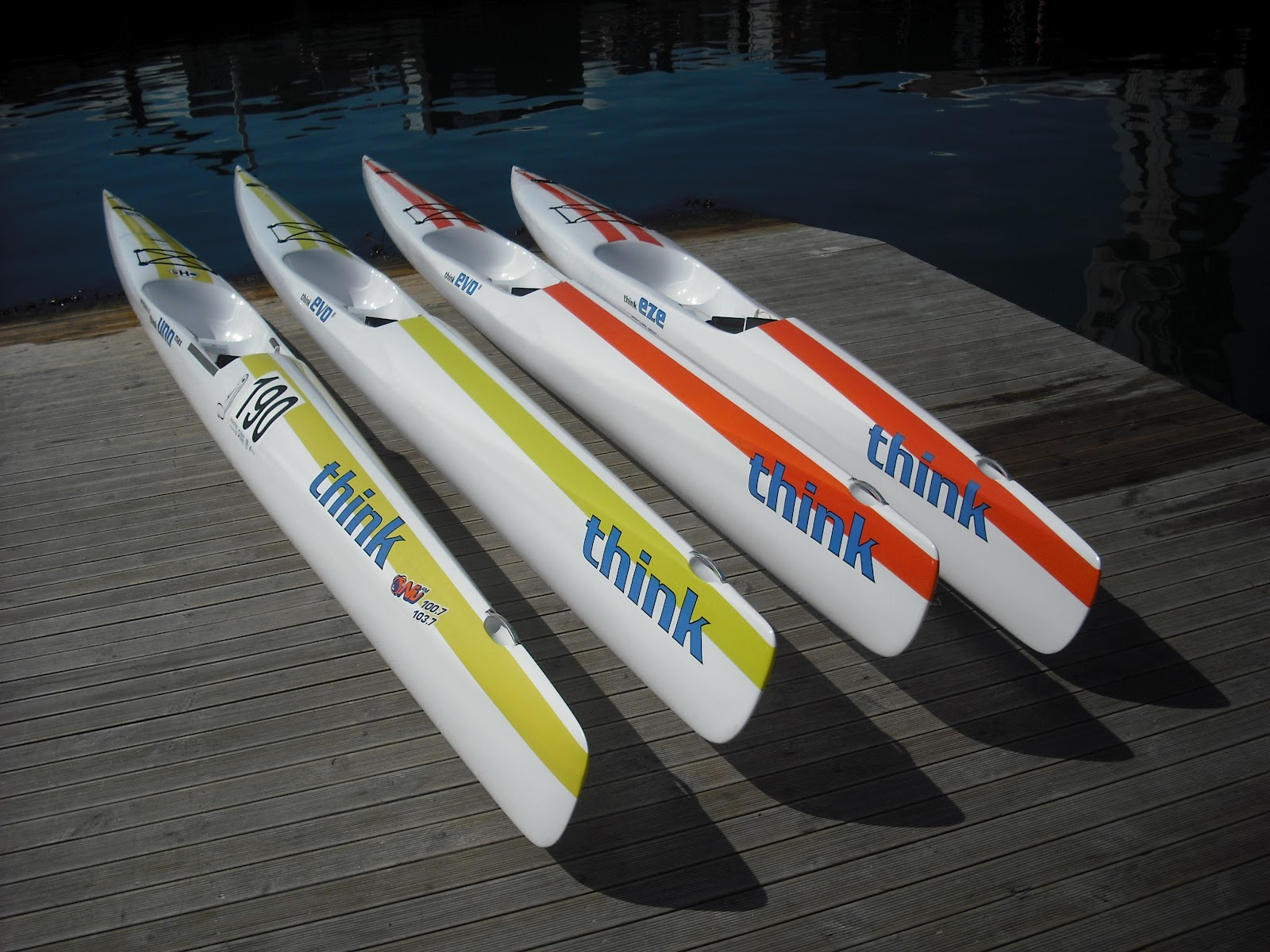 Think Surf Skis At Record Low Prices