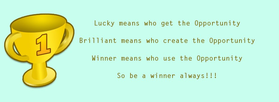 Winners And Winning Quotes for Facebook Timeline