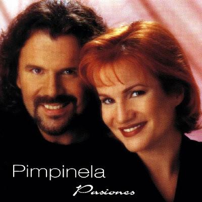 PIMPINELA  -  PASIONES.-1997