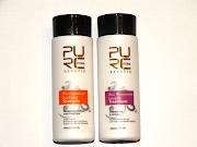 Pure Keratin- Keratynowe prostowanie włosów w domu