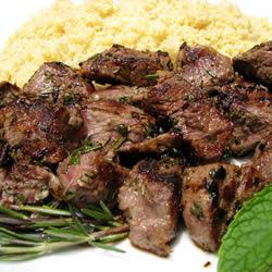 Summer Lamb Kabobs Recipe - LEBANESE RECIPES