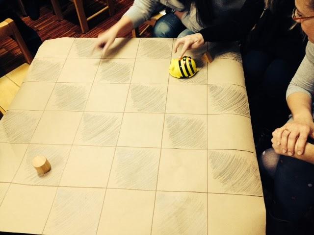 Δραστηριότητα με BeeBot