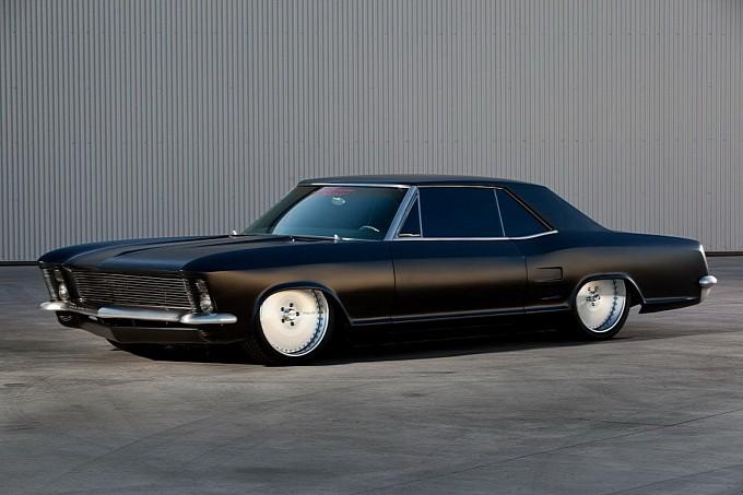 Fesler-Modified 1963 Buick Riviera