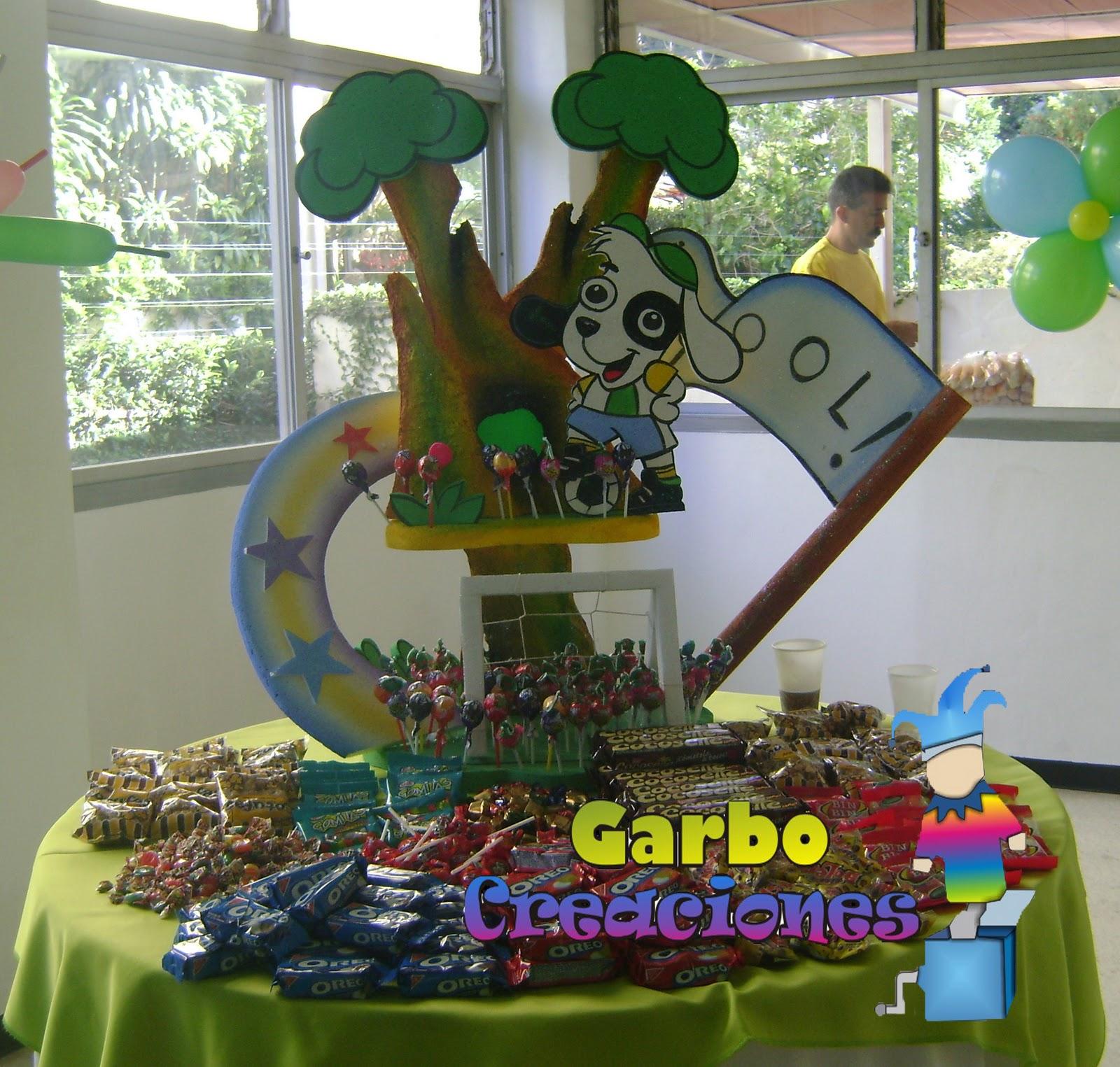 Garbo Creaciones: Chupeteros y Carameleras