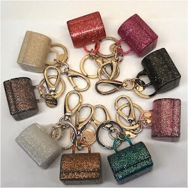 Mini Candy Bag Key Chains